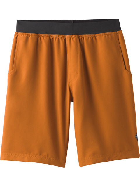 Prana M's Mojo Shorts Burnt Caramel